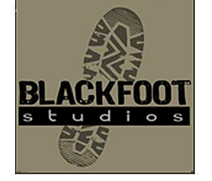 BlackFoot Studios logo